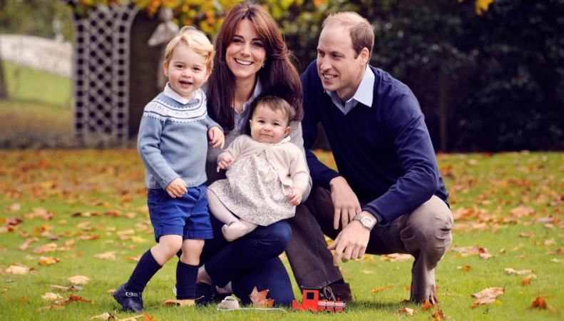 Супруги Кембриджские отправятся в Канаду вместе с детьми фото:dailymail.co.uk