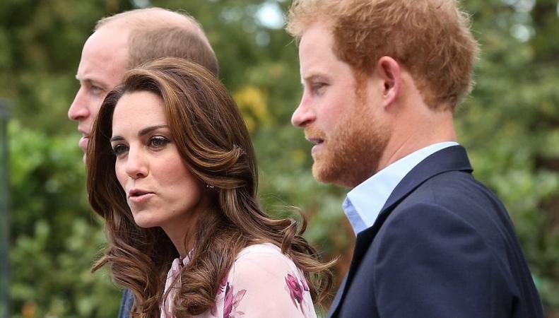 Супруги Кембриджские и принц Гарри посетили мероприятия Дня психического здоровья в Лондоне  фото:dailymail.co.uk