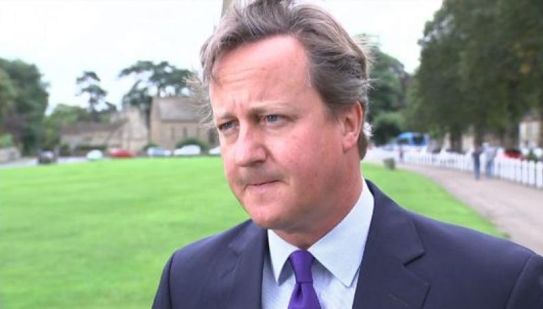 Отставка – значит, отставка: Дэвид Кэмерон отказался от поста депутата Палаты общин фото:sky news