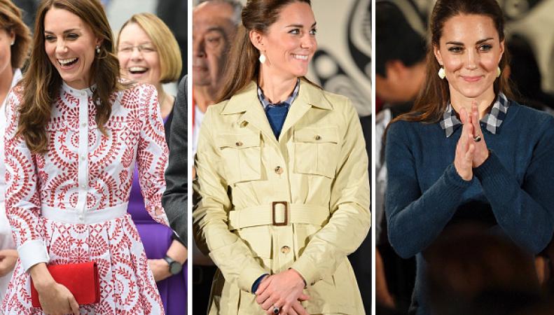 Королевский визит в Канаду: Метаморфозы стиля герцогини Кейт