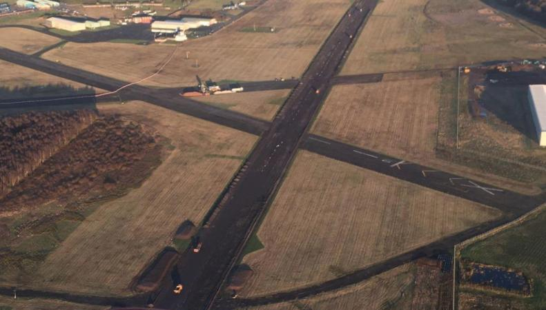 Аэропорт Карлайла впервые за четверть века отправит регулярные рейсы