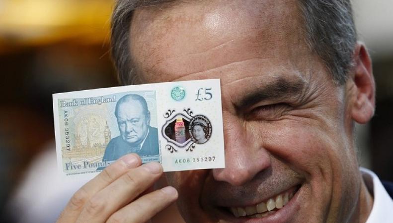 Сколько денег в кошельке у главы Банка Англии? – Марк Карни ответил на детские вопросы фото:theguardian.com