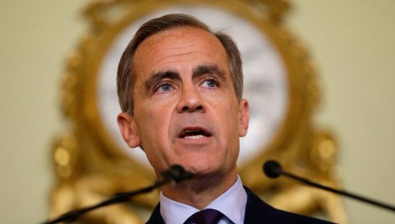 Банк Англии принял решение по учетной ставке фото:theguardian.com