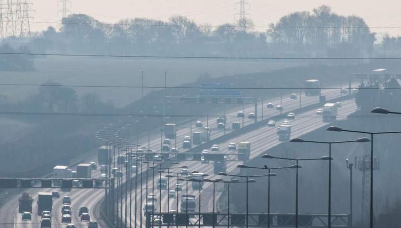 Выхлоп от одного автомобиля в Лондоне обходится NHS в восемь тысяч фунтов стерлингов