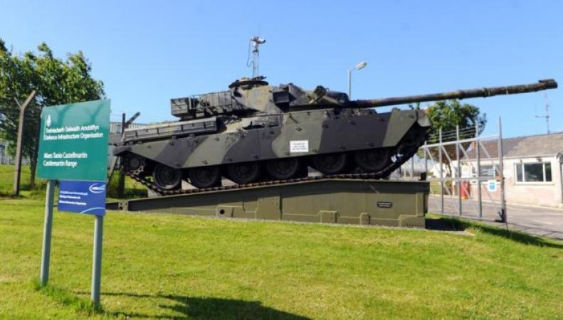 Минобороны подтвердило гибель двух солдат на учениях в Пембрукшире