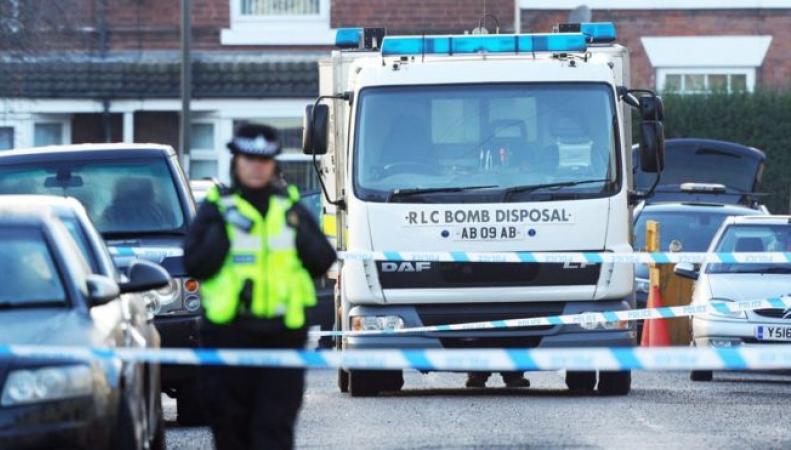 Полиция Западного Йоркшира предотвратила рождественский теракт