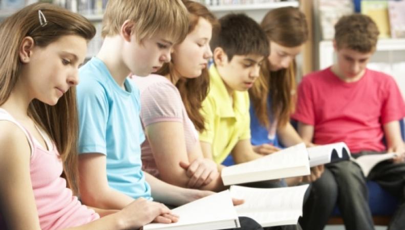 Школьники оценят книги на русском