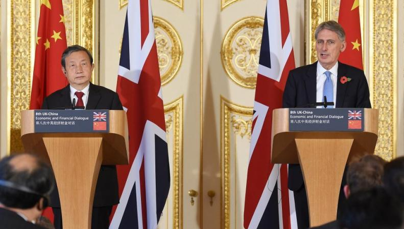 Китайские банки готовы прийти на смену европейским в Великобритании после Brexit фото:thesun.co.uk
