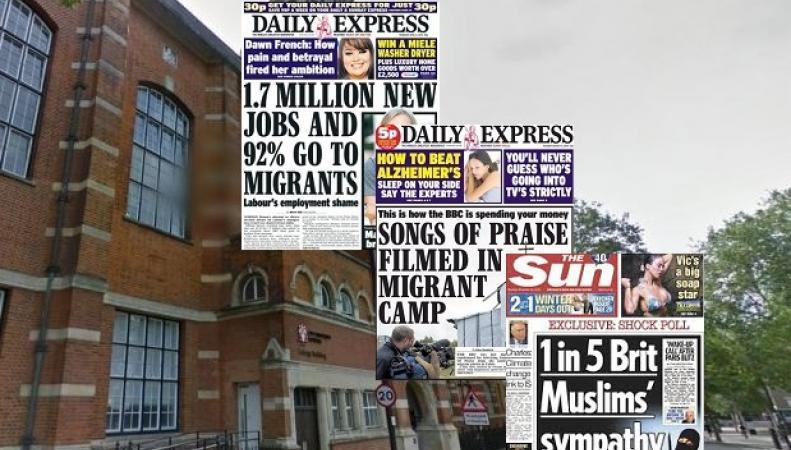 Студенческий союз City University запретил продажу популярных бульварных газет