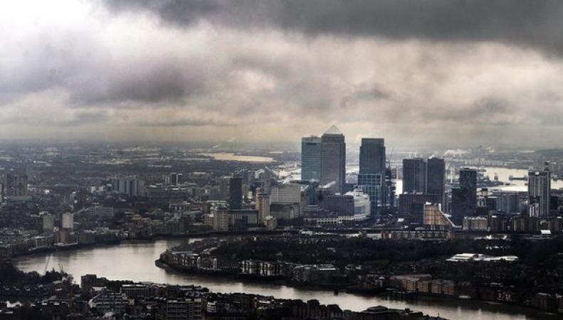Крупные банки назначили срок исхода из Лондона фото:theguardian.com