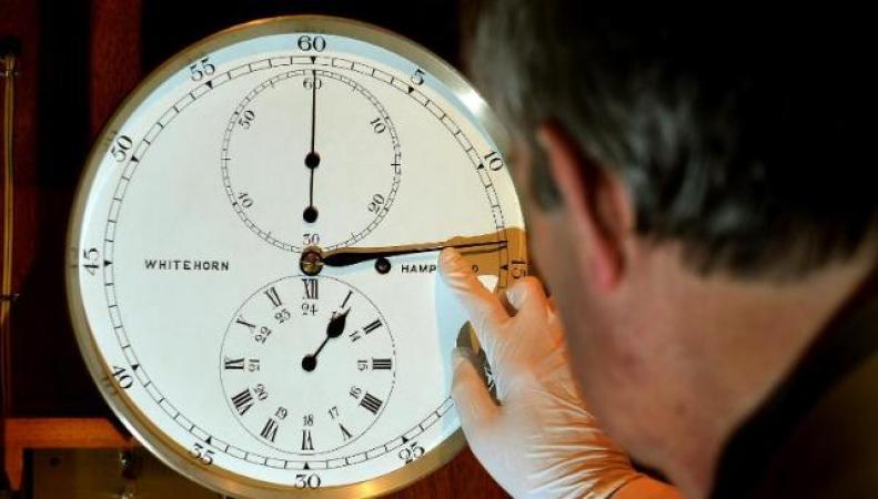 Великобритания в сотый раз переведет часы на зимнее время фото:BT