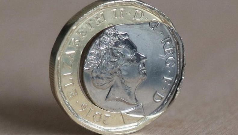 Royal Mint признался в конфузе при чеканке новых однофунтовых монет
