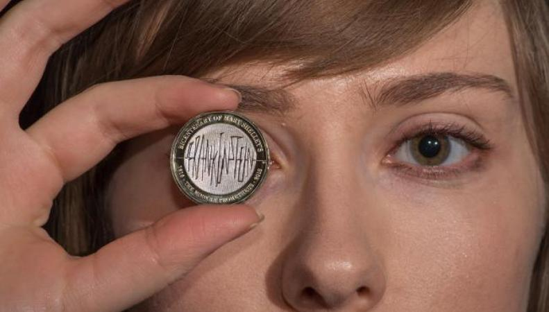 Royal Mint выпустил Монету Франкенштейна