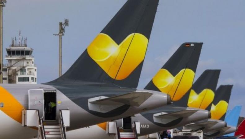 Пилоты крупнейшего британского туроператора анонсировали акции протеста фото:bbc