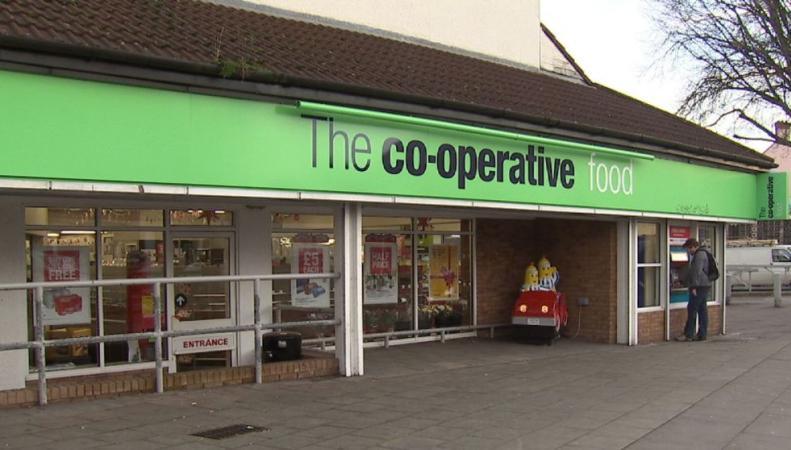 Сеть магазинов Co-op анонсировала экспансию на юго-востоке Англии в 2017 году фото: sky news