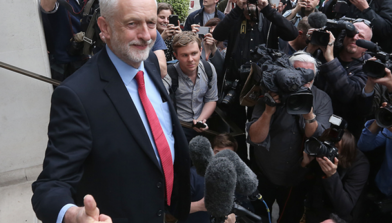 Британские избиратели одобрили идеи манифеста лейбористской партии