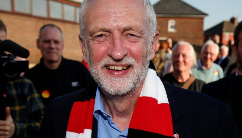 Какой видит Британию социалист Корбин: обнародован неутвержденный манифест лейбористов фото:standard.co.uk