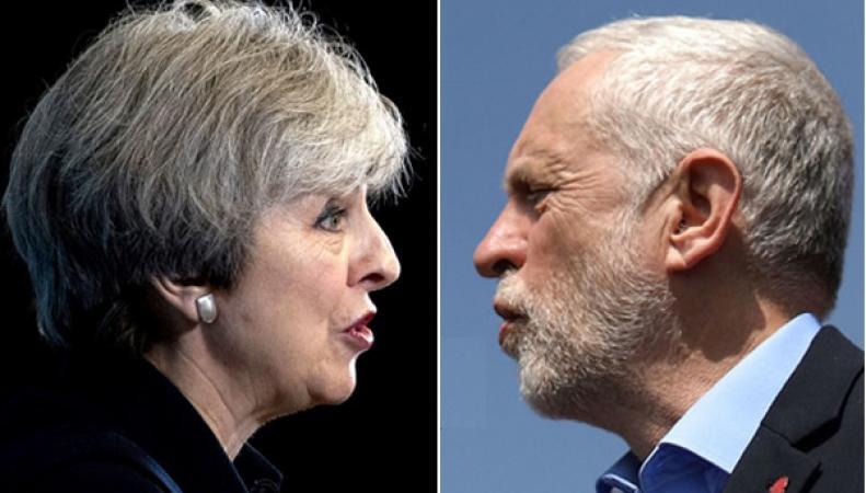 Предвыборные опросы: Разрыв в голосах за тори и лейбористов стремительно сокращается