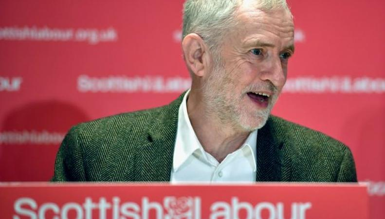 Шотландия не может себе позволить независимости, - Джереми Корбин фото:theguardian.com