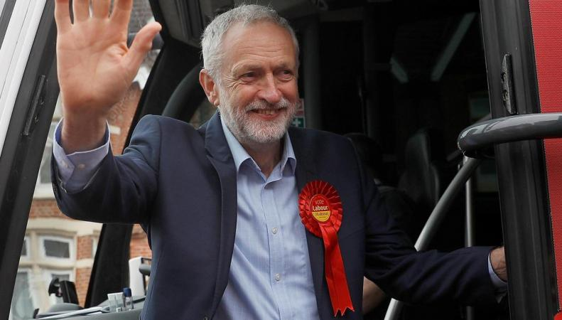 Партия лейбористов поднялась до рекордных показателей рейтинга после публикации манифеста фот:independent