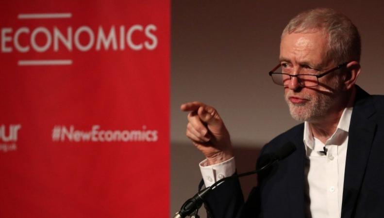 Джереми Корбин одобрил идею проведения повторного референдума в Шотландии фото:bbc