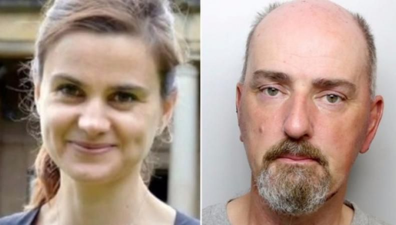 Убийца депутата палаты общин приговорен к пожизненному заключению фото:itv.com