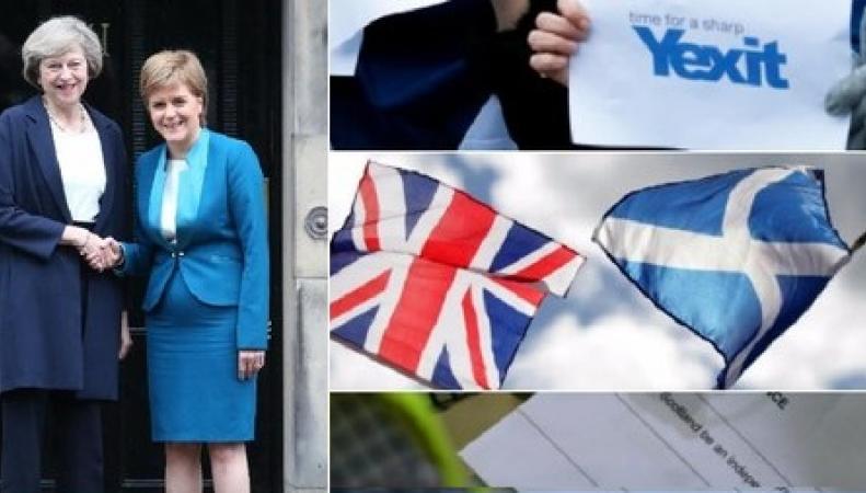 Подготовка к новому референдуму о независимости Шотландии начнется в ближайшие недели фото:stv