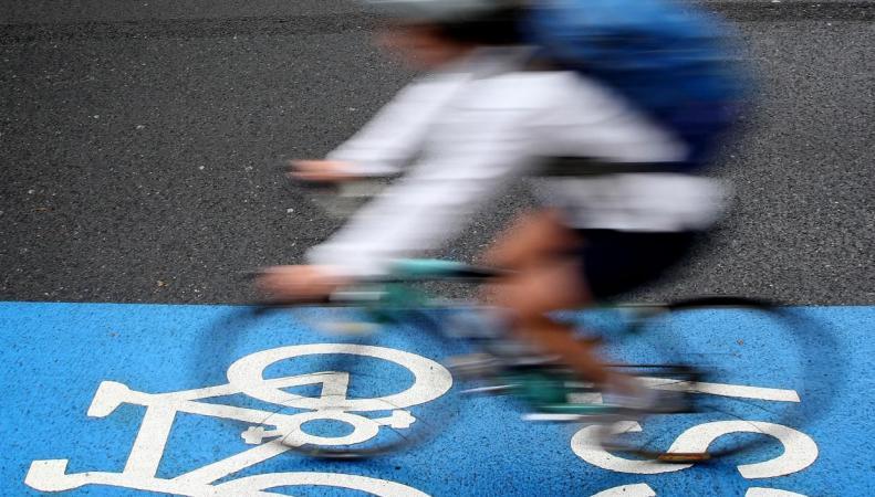 В Великобритании ужесточат наказание велосипедистов-нарушителей ПДД
