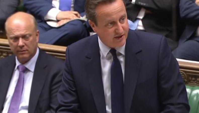 Второго референдума не будет, - Дэвид Кэмерон фото:independent