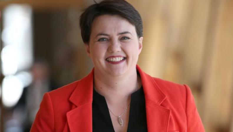 Лидер шотландских консерваторов отказывается от притязаний на власть в Лондоне фото:thetimes
