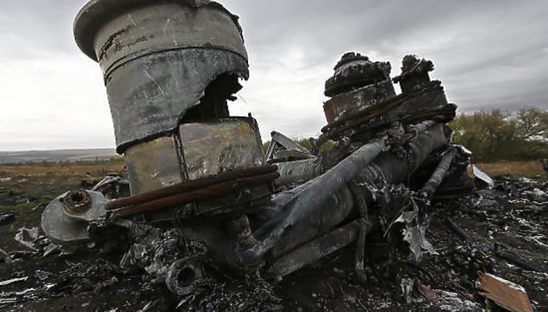 Россия согласилась оказать помощь в расследовании сбитого Боинга над Донбассом