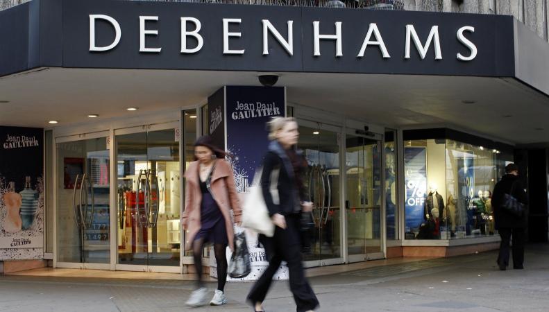 Люксовый универмаг Debenhams начнет продавать хиджабы  фото:metro.co.uk
