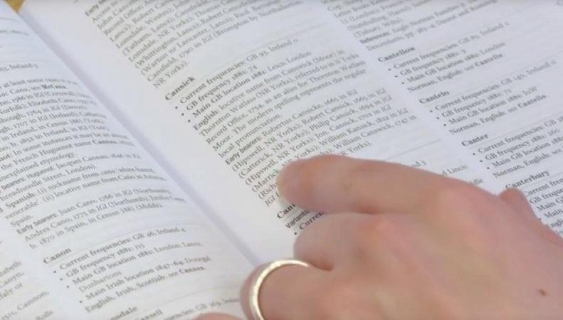 Новый толковый словарь разъяснил происхождение 50000 британских фамилий фото:theguardian.com
