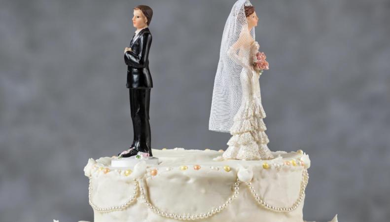 Развод по-английски подорожал на семнадцать процентов за три года