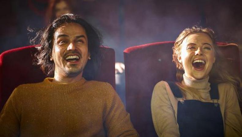 В Лондоне откроется 4D-кинотеатр