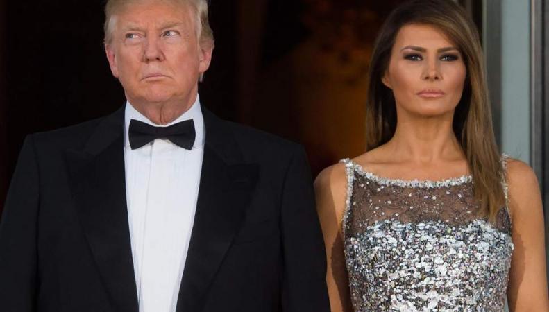 Мелания Трамп удостоится аудиенции у Ее Величества