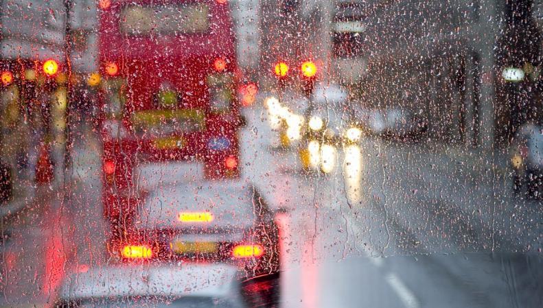 Лондон заденет именным штормом Дорис фото:twitter