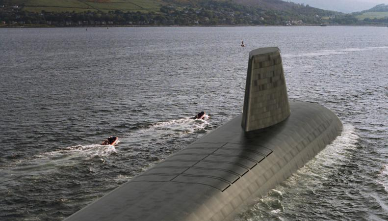 Британский ядерный флот получит дополнительное финансирование