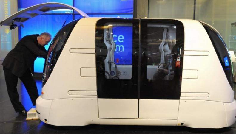 В Великобритании ищут добровольцев для тестирования беспилотных автомобилей фото:cityam.com
