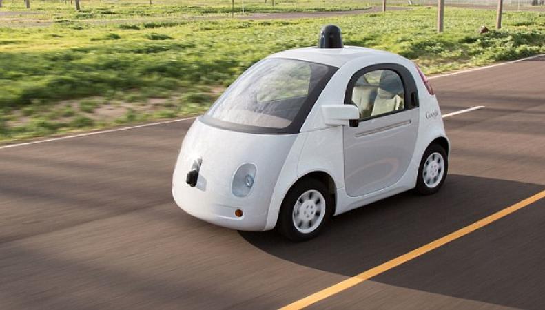 В Великобритании запущена программа страхования беспилотных автомобилей фото:thisismoney.co.uk