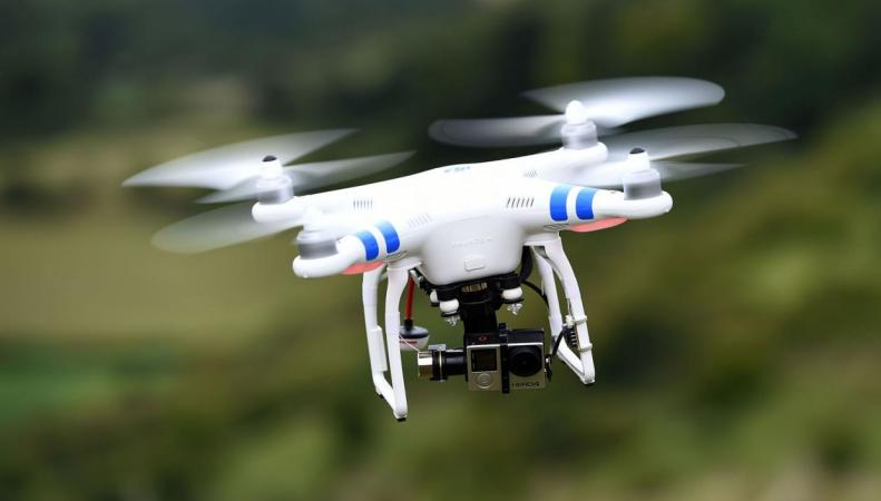 Скотланд-Ярд отправит дроны на борьбу с карманниками на мопедах фото:standard.co.uk