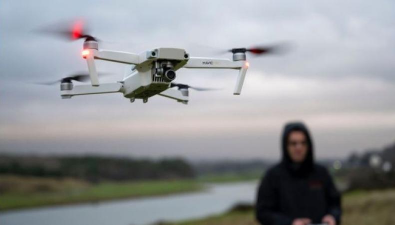 В Великобритании расширят запретную зону для полета дронов