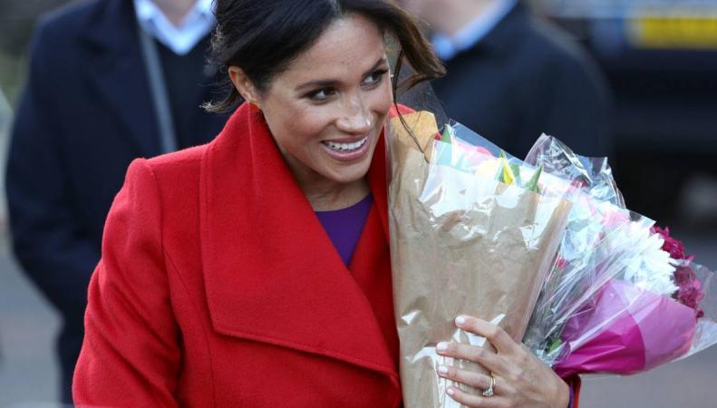 Когда родит герцогиня Меган? – информация  из первых рук