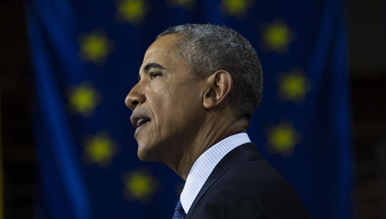 Обама обсудит слидерами европейских стран продление санкций против Российской Федерации