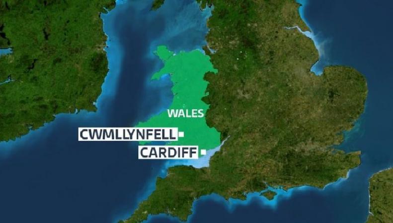 В Уэльсе и Англии произошло землетрясение