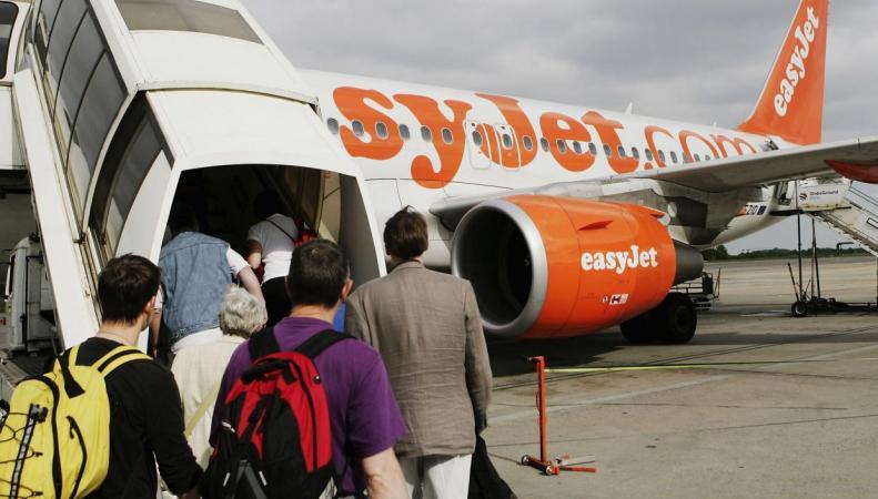 EasyJet изменил правила посадки пассажиров на рейс фото:independent.co.uk