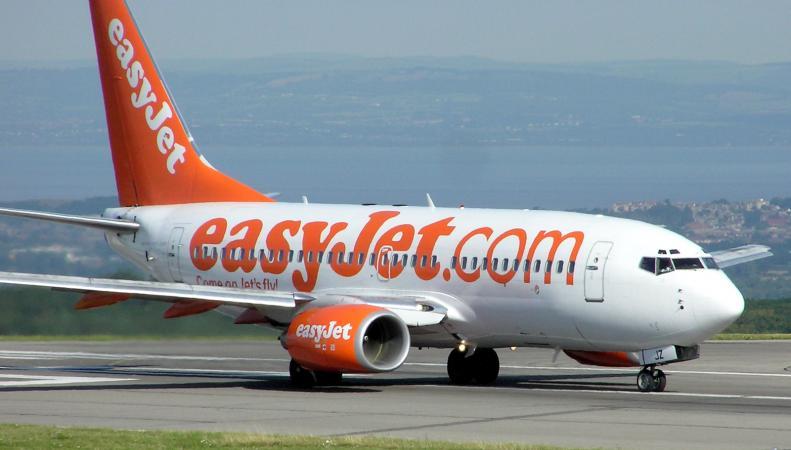 Прибыль EasyJet загод упала на28% - до $630 млн