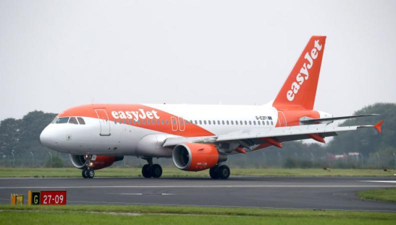 EasyJet сорвал расписание полетов в Грецию фото:aol.co.uk