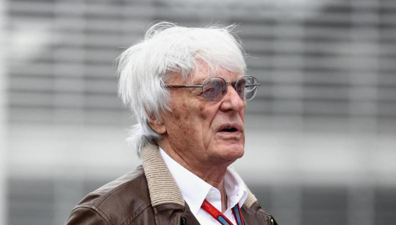 Новый исполнительный руководитель «Формулы-1» поблагодарил Экклстоуна заработу