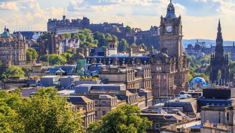 В Шотландии установлен температурный рекорд тысячелетия